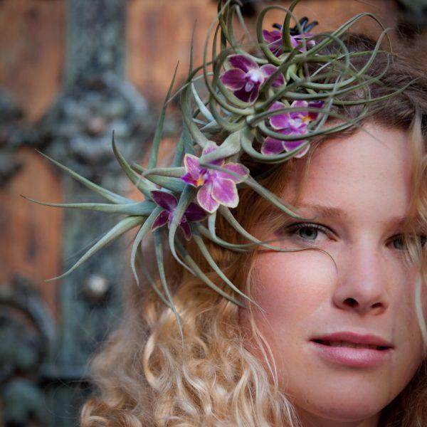 Haarcorsage Martine (Medium)