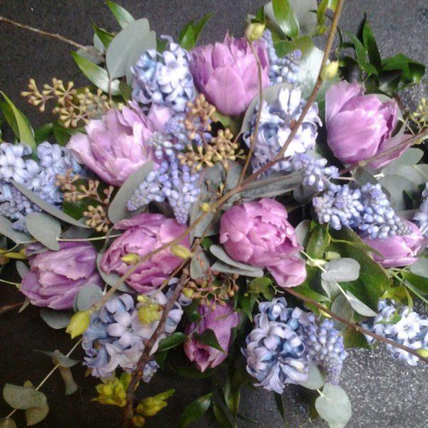 afscheidsbloemen