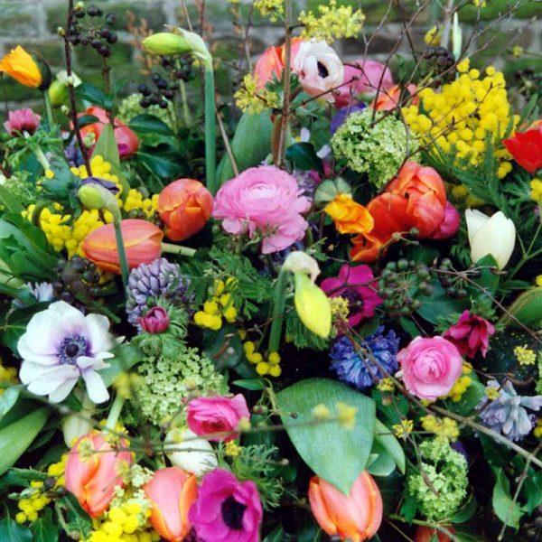 rouwbloemwerk  Monet (Custom)