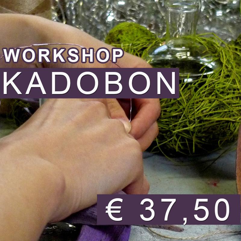 Kadobon voor workshops