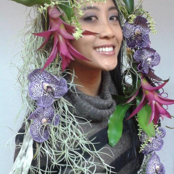 Fashion floral design