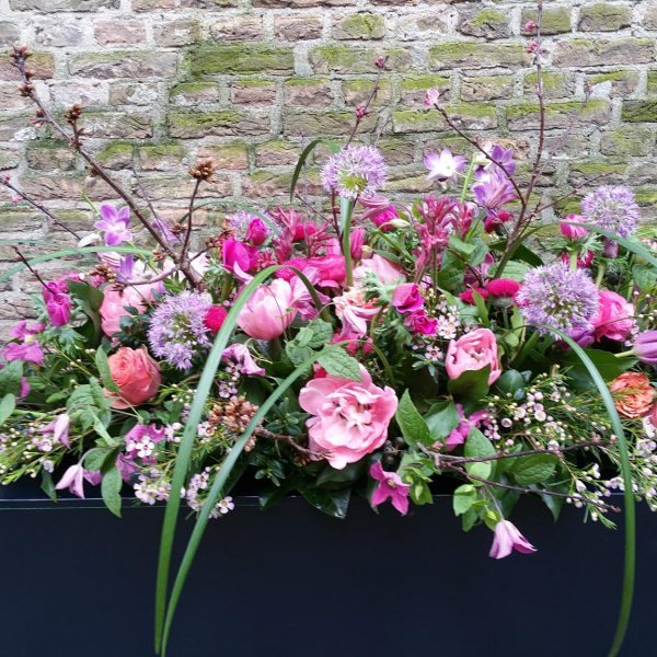 Funeral bouquets