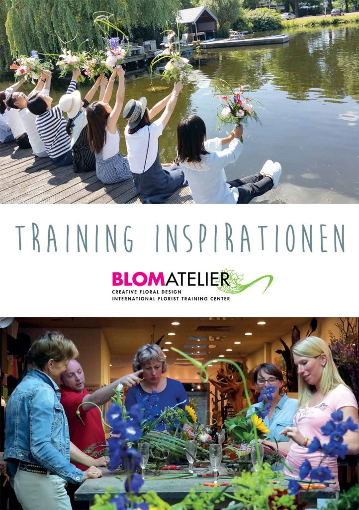 training floral design holland