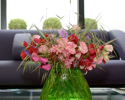 Bouquets for companies and business