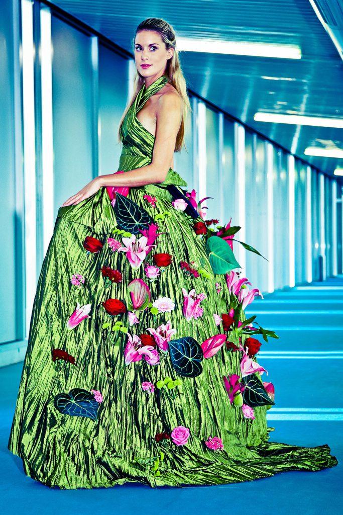 Bloemenjurk-flowercatwalk