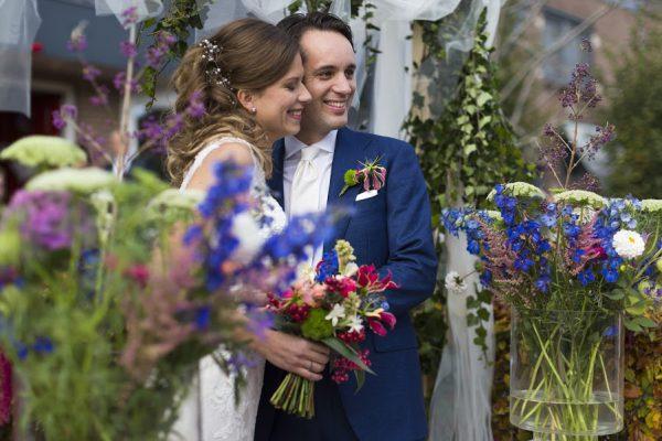 wedding Esther Scott