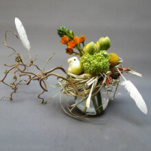 Spring bloemstuk